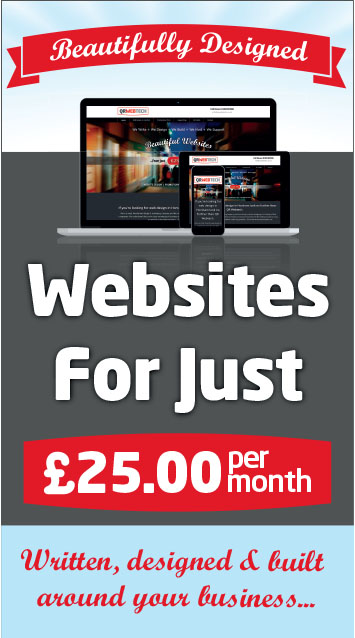 Websites for just £25